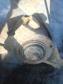 Балансир 21087251 - Volvo FM-12 6X4 самосвал
