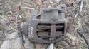 Суппорт задний левый 1627244 - DAF XF 95