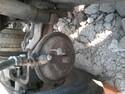 Кулак поворотный правый 556164 - DAF CF75 6х2 спецтехника