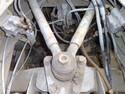V-образная тяга 0080521 / 1793875 - DAF 95ATI 380