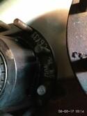 Кронштейн кабины задний левый  - SCANIA P-124 6х4 самосвал