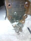 Кронштейн балансира 2918020-242 - FAW 3253 (6x4)