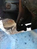Механизм развода колодок лев.  - Volvo F16