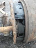 Тормозные колодки задние 81502016184.815 - MAN 2-seria F90 1986-1995