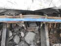 балка передняя  - Scania R124 420 Blu