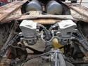Кран гавный тормозной  - SCANIA R124 400 2003 г.в.