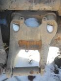 Кронштейн крепления задней рессоры 1863289, 1863288 - Scania cамосвал 6х4