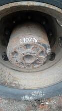 Редуктор бортовой задний 2109639 - Scania 6x4 самосвал