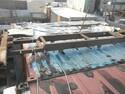 Подрамник для контейнеров пневмо  - DAF 95 ATI 360
