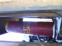 Цилиндр подъема кабины 5001150-362 - FAW 3253 (6x4)