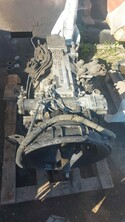 КПП A0012603600 - Mercedes Benz Actros 4x2