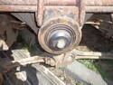 Кронштейн балансира 20522482/20540903 - Volvo FM-12 6X4 самосвал