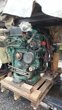 Двигатель  - Volvo FM 6x6 самосвал