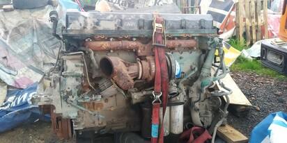 Двигатель - Volvo, FM13, FM
