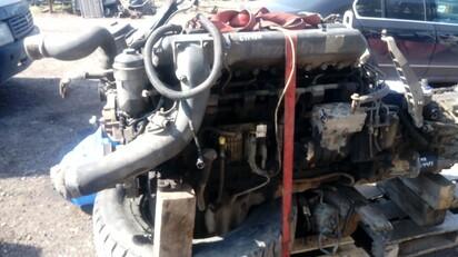 Двигатель - Mercedes, Axor