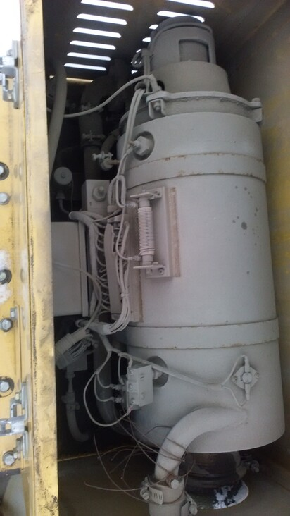 Предпусковой нагреватель МИКУНИ250WHK-12. - Komatsu, PC300