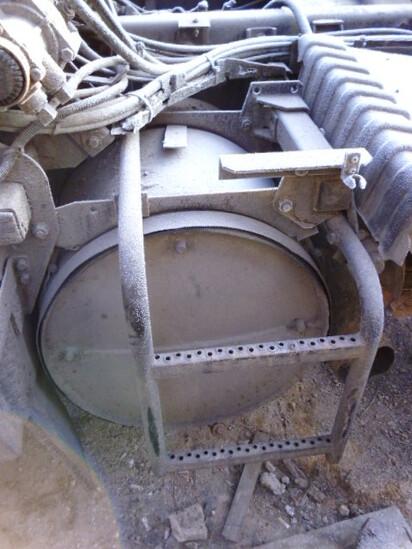 Рессора передняя - Daf, 95XF, XF95