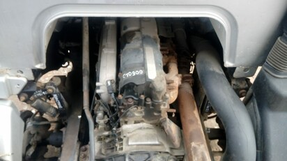 Двигатель в сборе - Renault, Kerax