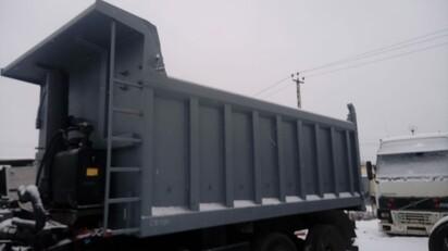 Кузов с подрамником - Scania
