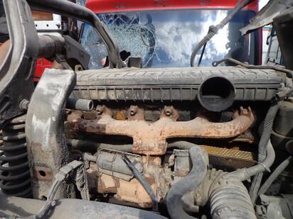 Двигатель - Mercedes, Atego