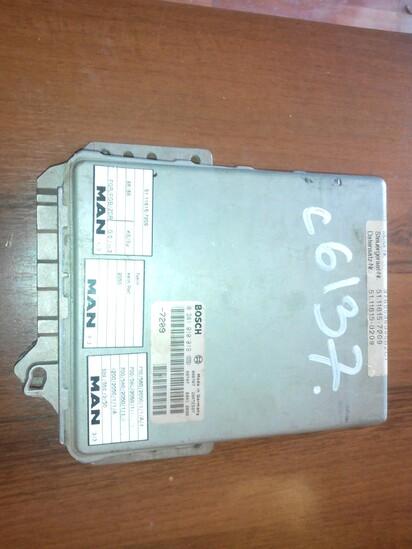 Блок управления двигателем - Man, F2000