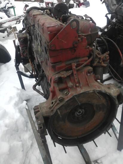 Двигатель в разбор - Iveco, Evrotech