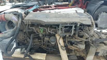 Двигатель в сборе - Man, TGS