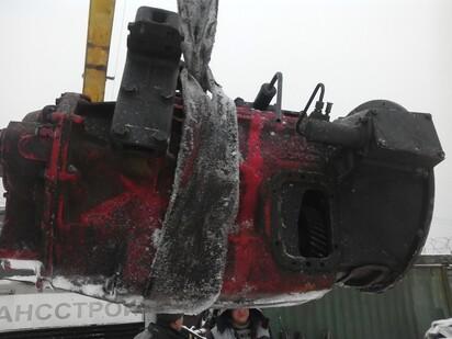 МКПП - Scania, 4