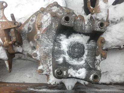 Редуктор средний проходной - Scania, P124