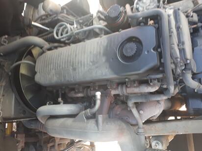 Двигатель - Iveco, Eurotech