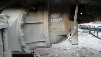 Редуктор средний проходной - Renault, Kerax