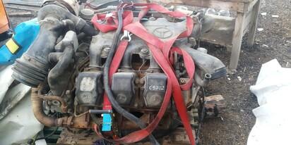 Двигатель - Mercedes-benz, Actros